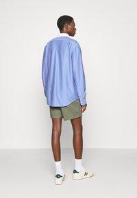 Polo Ralph Lauren - INTERLOCK FULL ESTATE - Shirt - court blue/white - 2