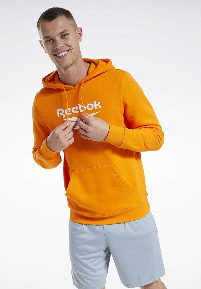 CLASSICS VECTOR HOODIE - Hoodie - orange
