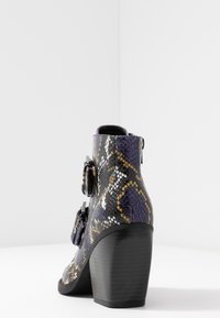 Madden Girl - CALISTA - Ankle boots - blue/multicolor - 5