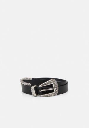 FGMARGARITA BELT  - Pásek - black/silver
