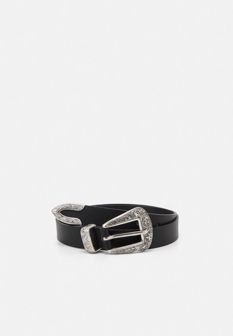Fire & Glory - FGMARGARITA BELT  - Belt - black/silver