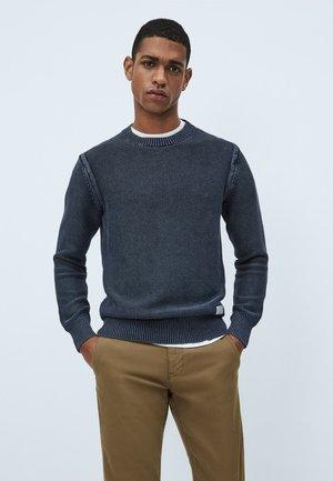SEAN - Pullover - tinta