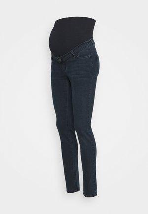 PANTS SLIM - Slim fit jeans - darkwash