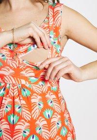 Pomkin - FÉLICIE - Žerzejové šaty - fond rouge - 4
