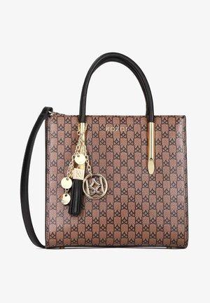 LEXIE - Handbag - brown