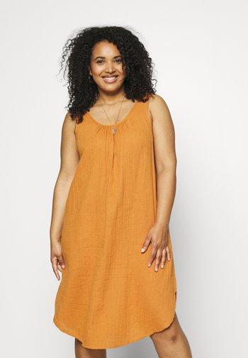 VVIVU DRESS - Day dress - orange