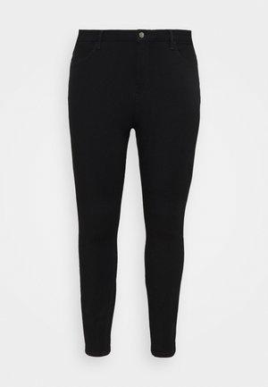 ANKLE SCULPT - Jeans Skinny Fit - black