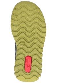 Superfit - Baby shoes - schwarz/grün - 4
