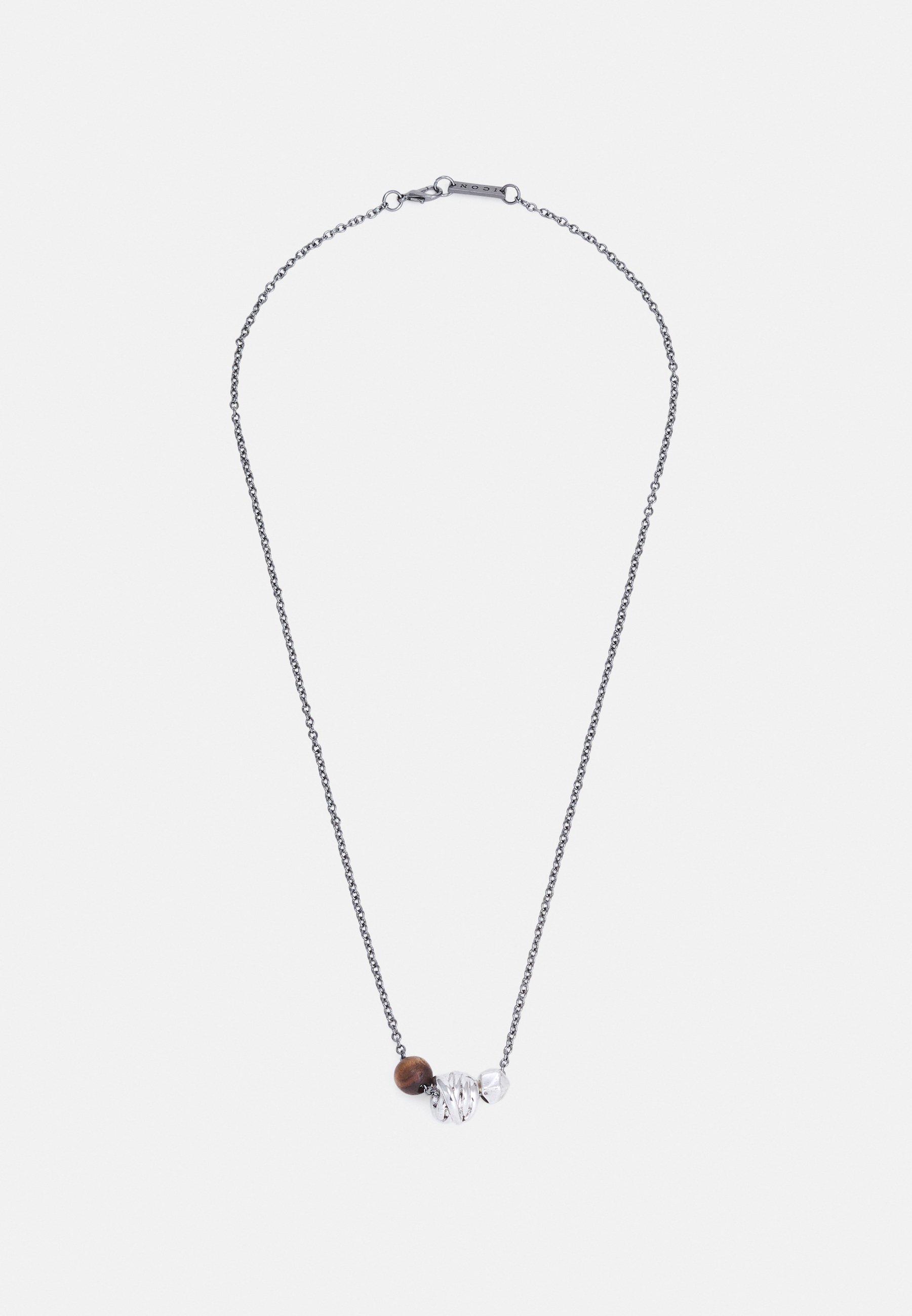 Hombre COLLECTIVE CONSCIENCE MIXED BEADED NECKLACE - Collar