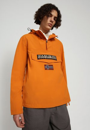 RAINFOREST SUMMER - Windbreaker - marmalade orange