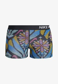 Nike Performance - SHORT FEMME - Tights - black/phantom - 3
