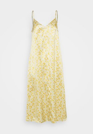 DALILA - Day dress - lemon curry