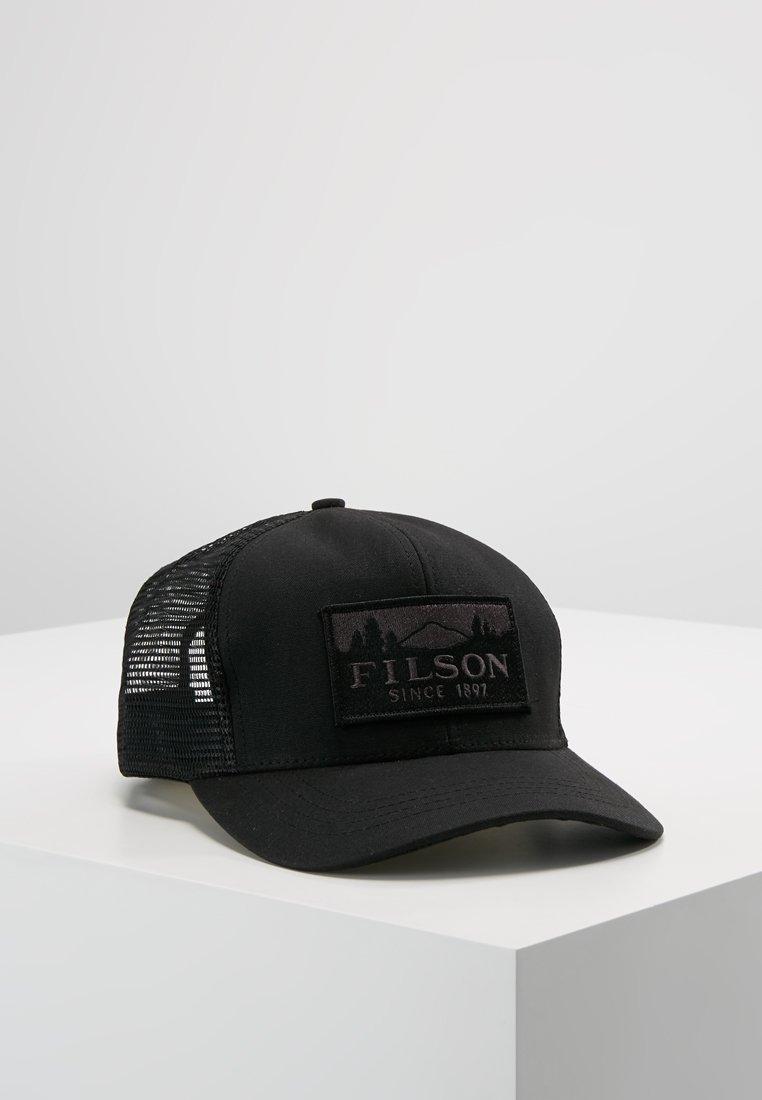 Filson - LOGGER - Kšiltovka - black
