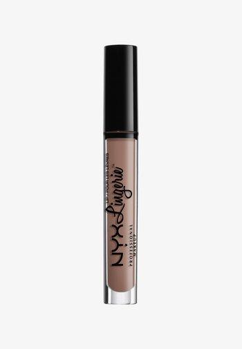 LINGERIE LIQUID LIPSTICK - Liquid lipstick - 18 cashmer silk