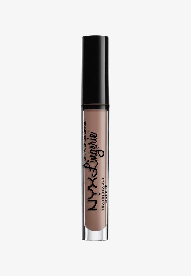 LINGERIE LIQUID LIPSTICK - Flüssiger Lippenstift - 18 cashmer silk