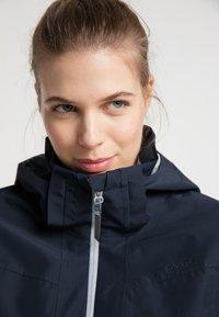 PYUA - ELATION - Outdoor jacket - navy blue - 4