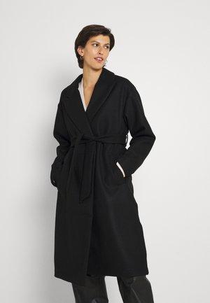 VMFORTUNE LONG JACKET - Klasyczny płaszcz - black