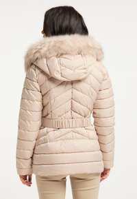 faina - Winter jacket - champagner - 2