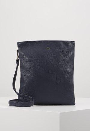 RONJA SMAL - Across body bag - navy