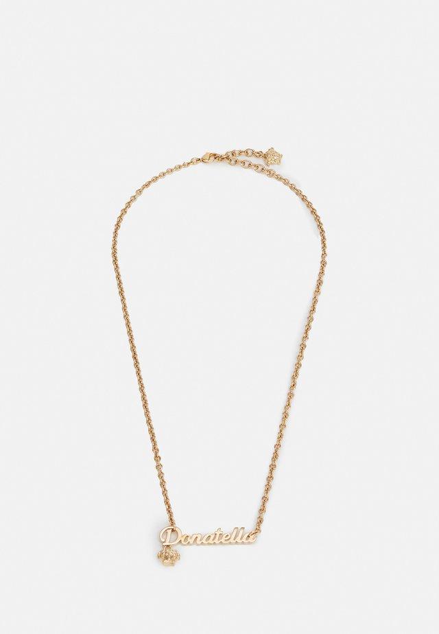 NECKLACE DONATELLA LETTERING - Halskette - gold-coloured