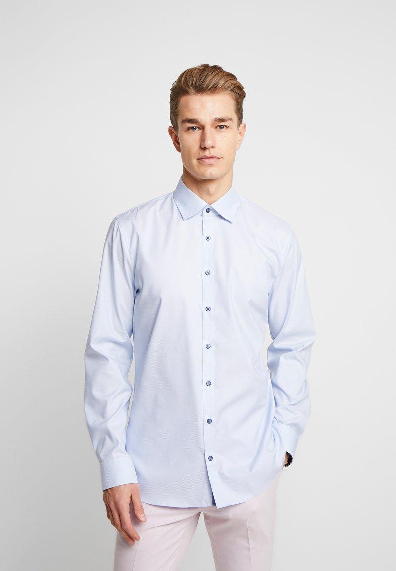 OLYMP No. Six - OLYMP NO.6 SUPER SLIM FIT  - Koszula biznesowa - bleu
