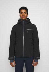 Spyder - TRIPOINT GTX - Ski jacket - black - 0