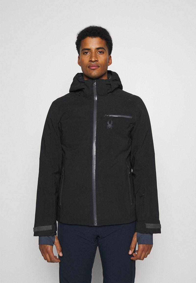 Spyder - TRIPOINT GTX - Ski jacket - black