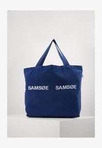 FRINKA  - Tote bag - blue depths
