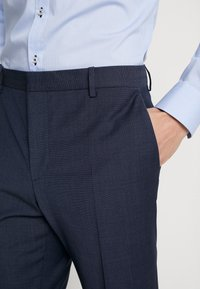 Calvin Klein Tailored - BISTRETCH DOT - Suit - blue - 8