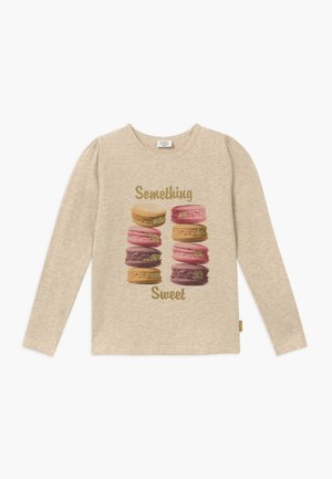 ANNSOFI - Langærmede T-shirts - wheat