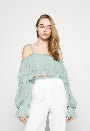 PEARCH - Blouse - mint