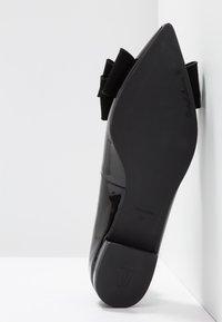 Pretty Ballerinas - Instappers - shade/black - 6