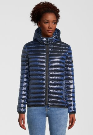 MIT ABNEHMBARER  - Down jacket - midnight blue