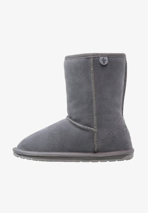 WALLABY  - Winter boots - charcoal