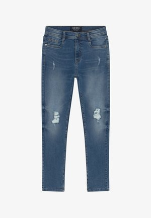 TEENS  - Džíny Slim Fit - jeansblau