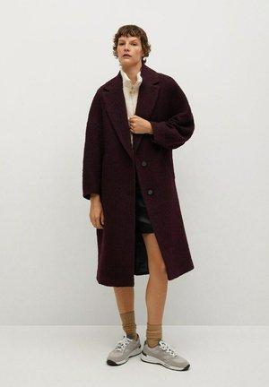 FRUITA - Classic coat - grenat