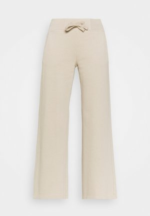 ORIGINAL LIGHT WIDE - Stoffhose - celsian beige