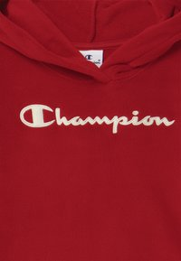 Champion - LEGACY AMERICAN CLASSICS HOODED - Hoodie - dark red - 3