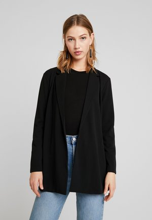 JDYGEGGO TREATS - Short coat - black