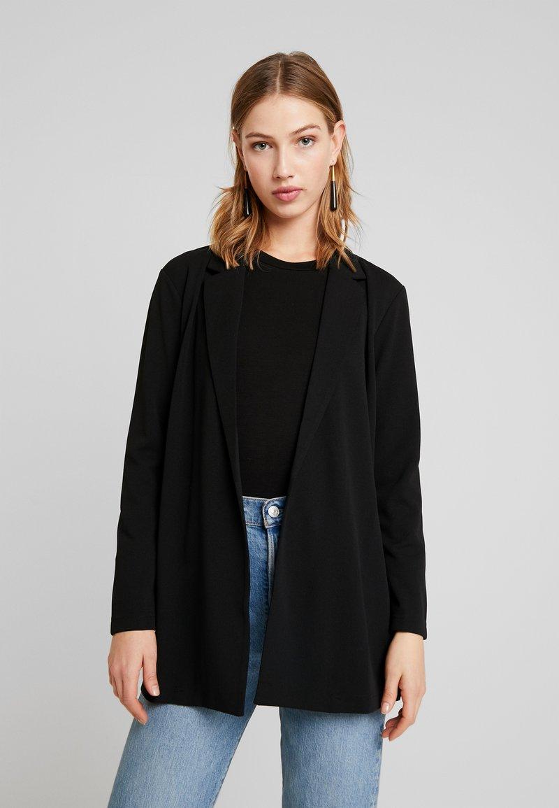 JDY - JDYGEGGO TREATS - Krátký kabát - black