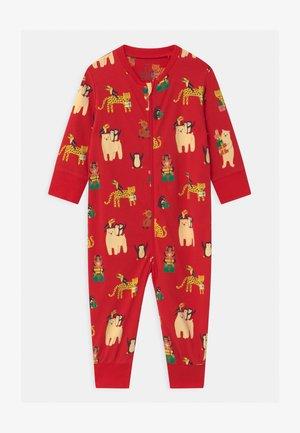 FUNNY X-MAS UNISEX - Pyjamas - red
