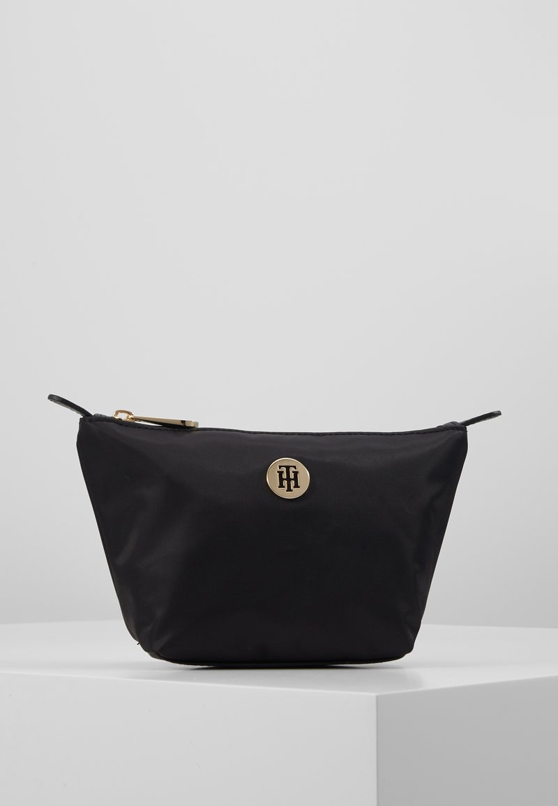 Tommy Hilfiger - POPPY MAKE UP BAG - Trousse - black