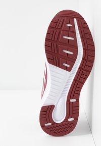 adidas Performance - GALAXY  - Neutrale løbesko - trace maroon/footwear white/red - 4