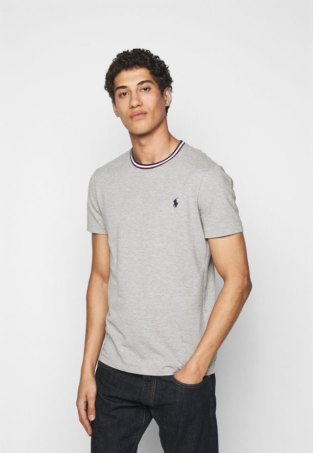FEATHERWEIGHT - T-shirt basique - light grey