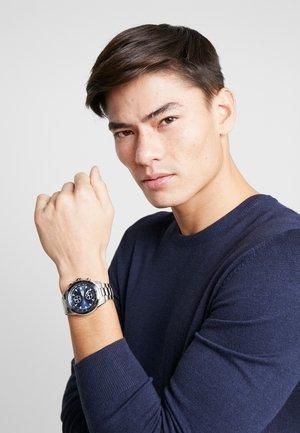 Zegarek chronograficzny - silver-coloured