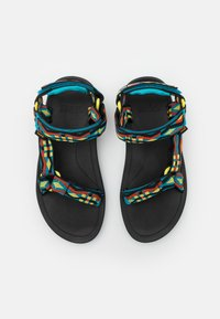 Teva - HURRICANE XLT 2 UNISEX - Walking sandals - toro multicolor - 3