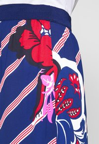 By Malene Birger - BIELLA - A-line skirt - ultramarine - 5