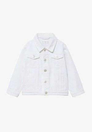 KATOENEN  - Spijkerjas - wit