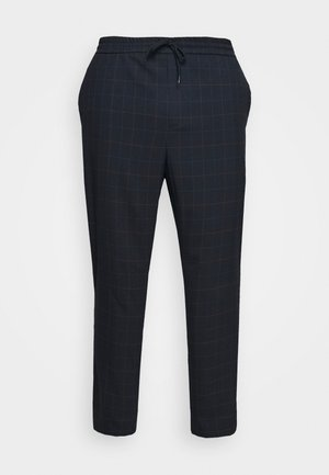 ONSLINUS LONG CHECK - Broek - dark navy