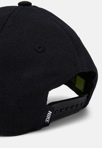 Nike Sportswear - WORDMARK UNISEX - Kšiltovka - black - 3
